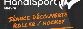 Séance Découverte ROLLER/HOCKEY Handisport