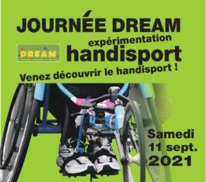 Journée DREAM «Expérimentation HANDISPORT»