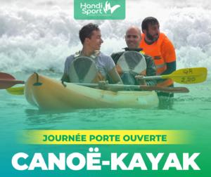 PORTE OUVERTE CANOE-KAYAK